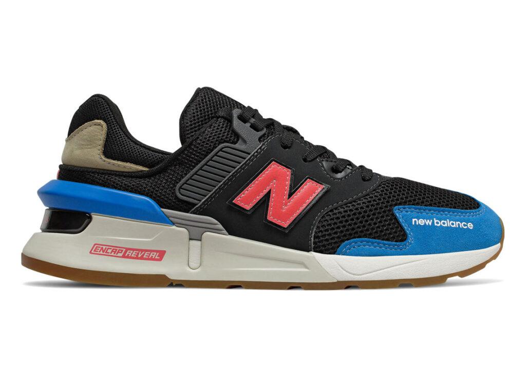 رنگبندی جدید کتونی New Balance 997S