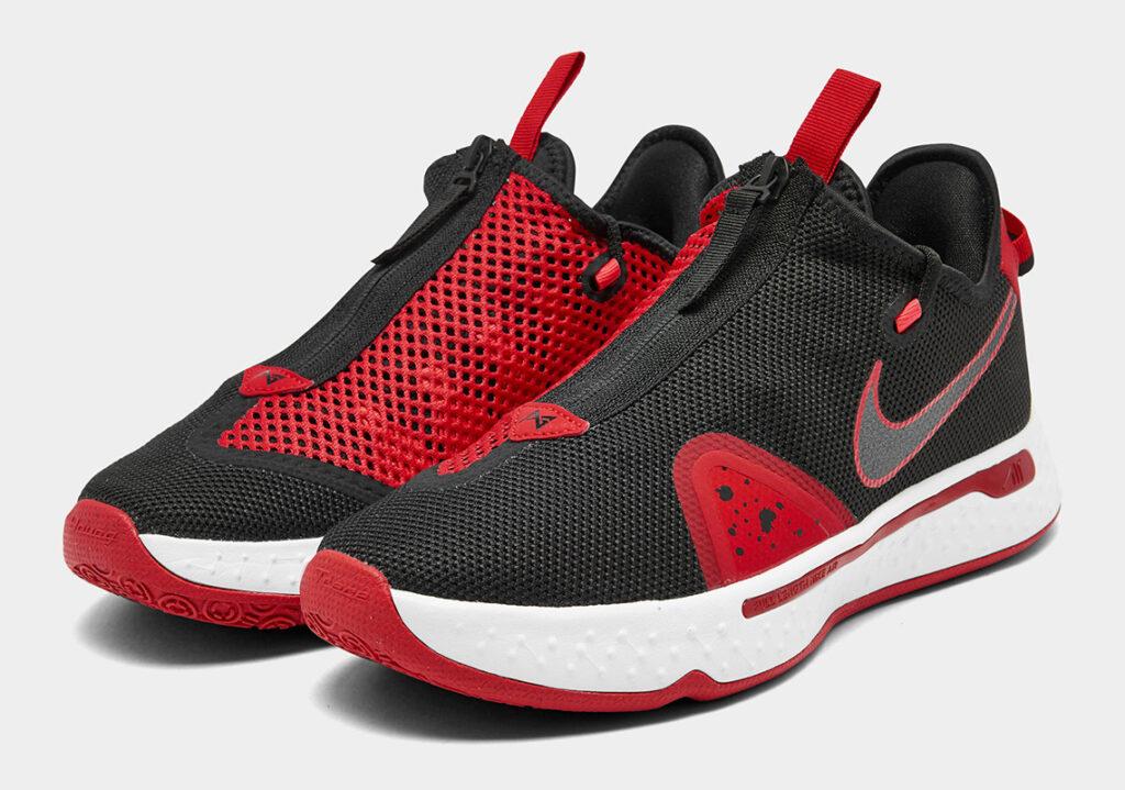 تاریخ عرضه کتونی Nike PG 4 Bred