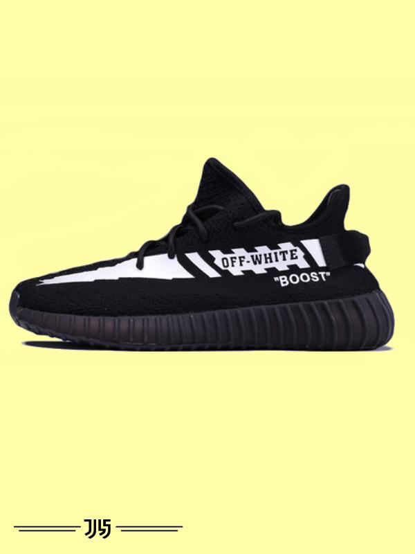 کتونی مردانه Adidas Yeezy 350 V2 Off White