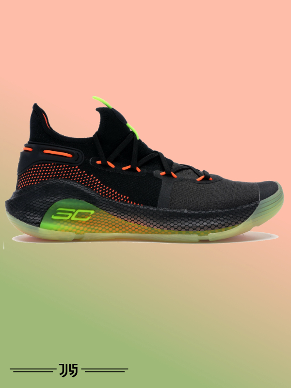 کتونی مردانه Under Armor Curry 6