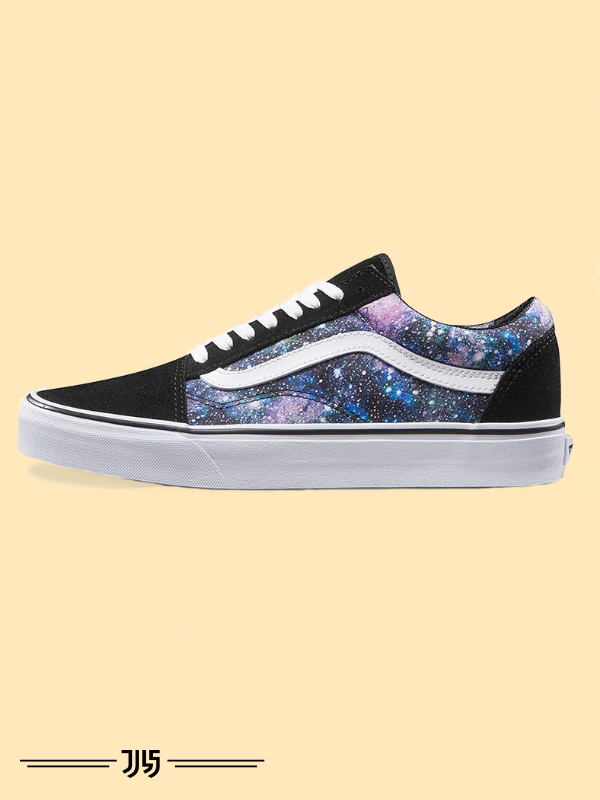کتونی زنانه Vans Old Skool Galaxy