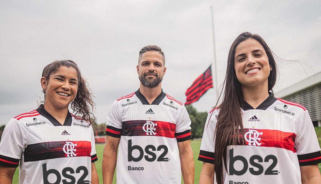 آدیداس رسما پیراهن دوم تیم فلامینگو را در فصل 2021 معرفی کرد