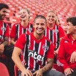 شرکت آدیداس رسما پیراهن دوم تیم سائو پائولو را معرفی کرد
