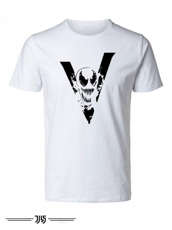 تیشرت مردانه طرح Venom
