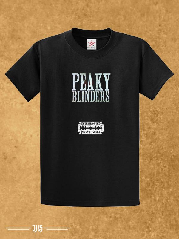 تیشرت مردانه Peaky Blinders