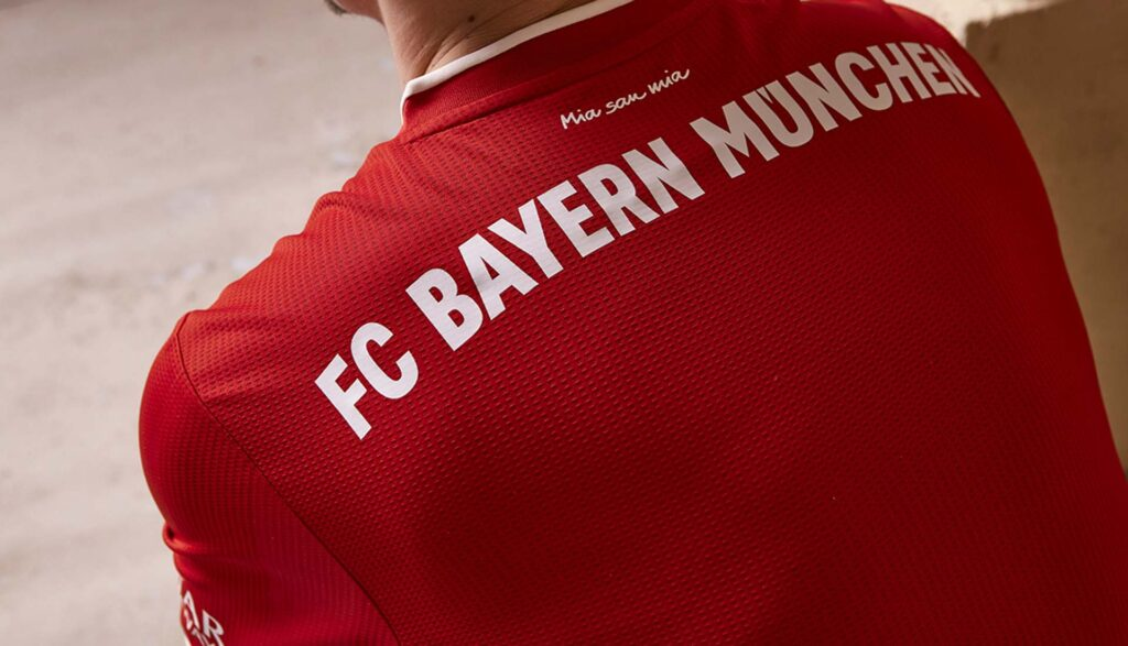آدیداس رسما پیراهن اول تیم بایرن مونیخ را در فصل 2021 معرفی کرد