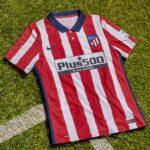 نایک رسما پیراهن اول تیم فوتبال اتلتیکو مادرید را در فصل 2021 معرفی کرد