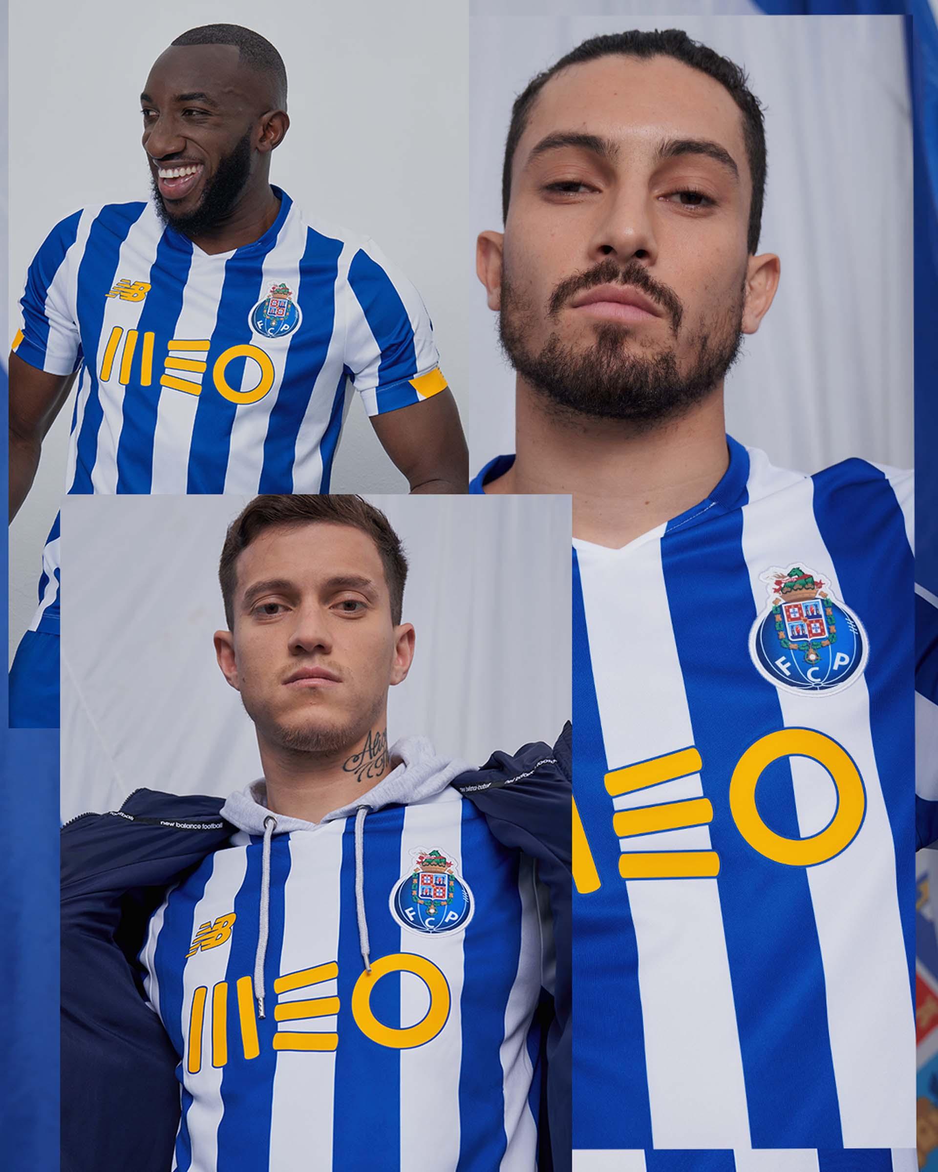 نیو بالانس رسما پیراهن اول تیم فوتبال پورتو را در فصل 2021 معرفی کرد