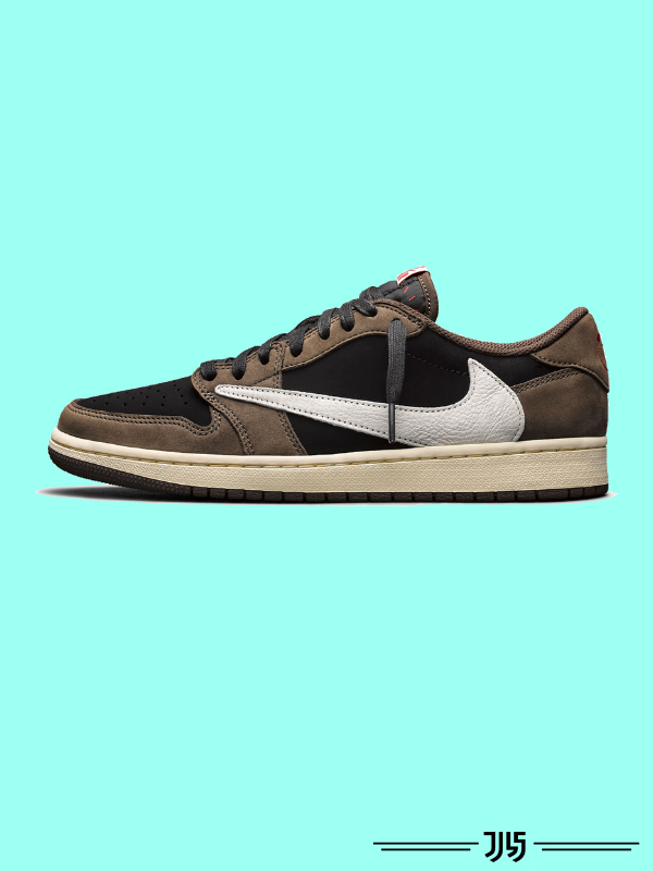 کتونی مردانه Nike Air Jordan 1 Low Travis Scott