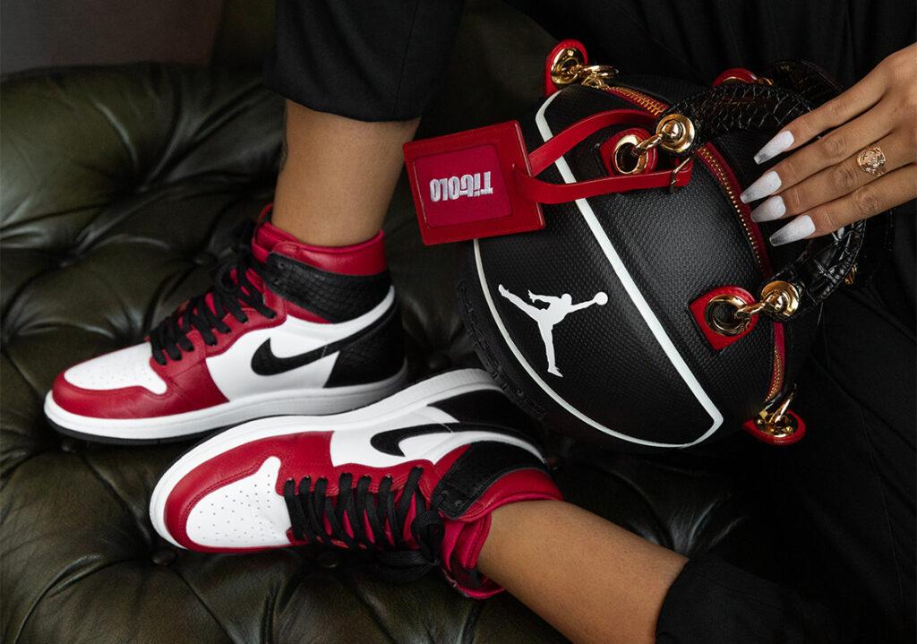 معرفی پک جدید کتونی Air Jordan 1 Satin Red