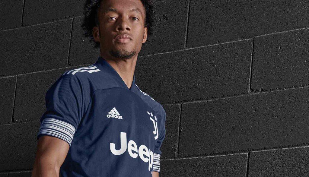 آدیداس رسما پیراهن دوم تیم فوتبال یوونتوس را در فصل 2021 معرفی کرد