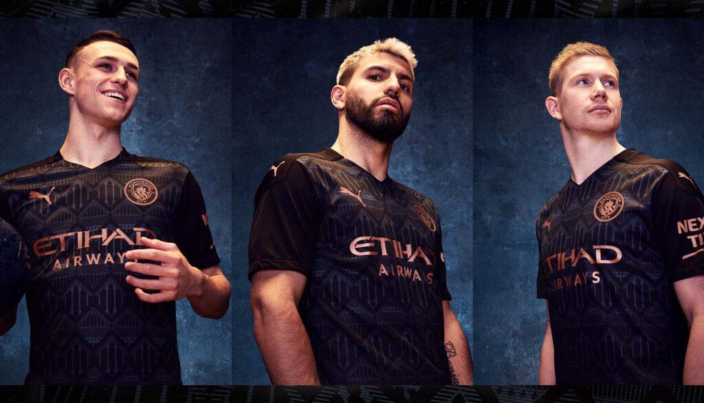 پوما رسما پیراهن دوم تیم فوتبال منچستر سیتی را در فصل 2021 معرفی کرد
