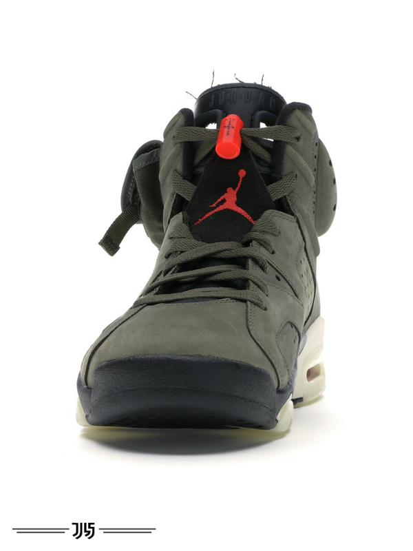 کتونی مردانه Nike Air Jordan 6 Retro Travis Scott