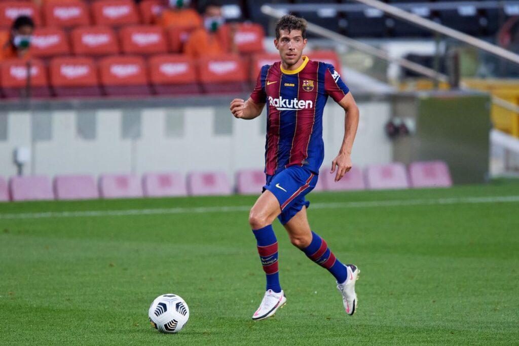 کفش فوتبال سرجی روبرتو در فصل 2021