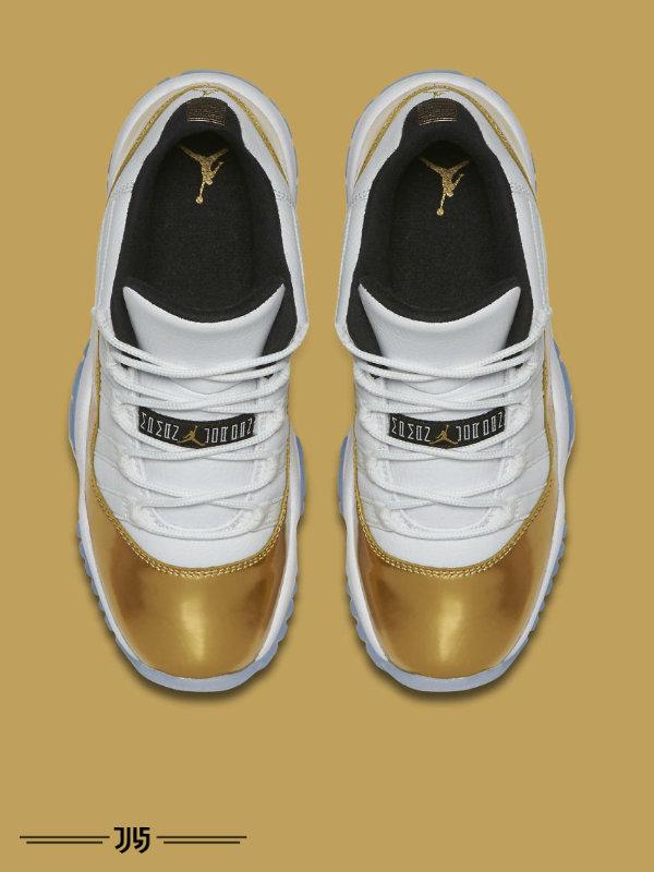 کتونی مردانه Nike Jordan 11 Retro Low