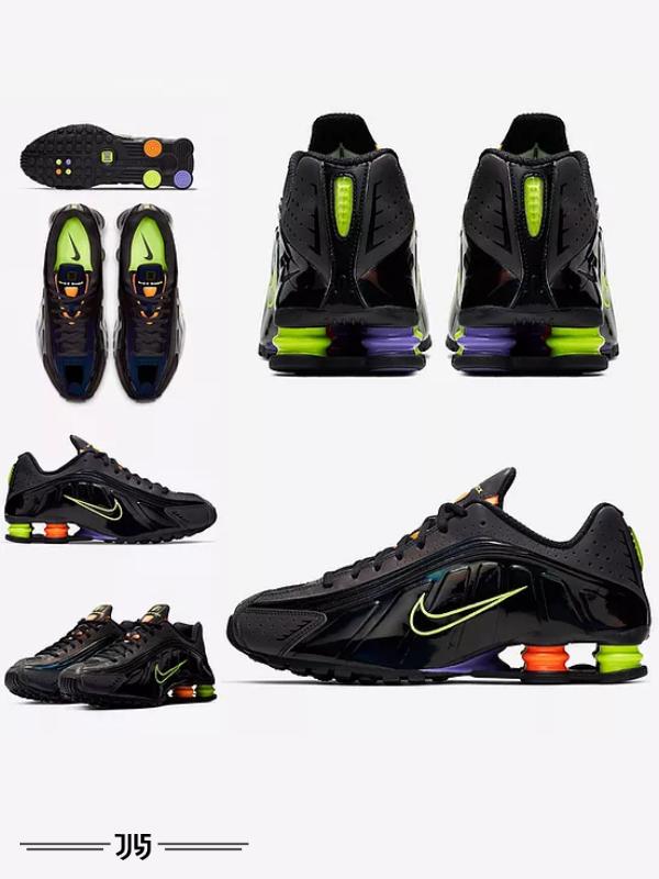 کتونی مردانه Nike Shox R4