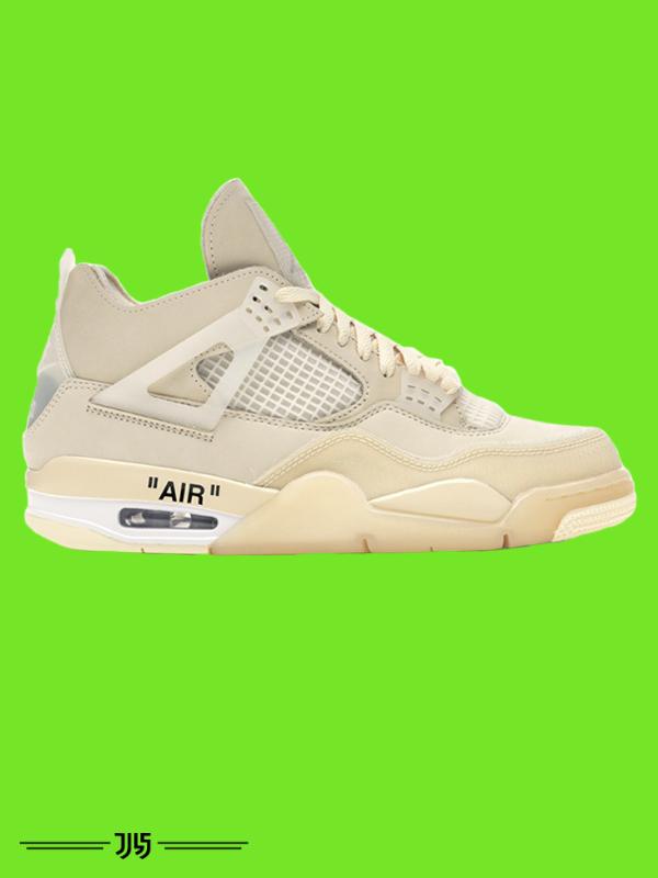 کتونی زنانه Nike Jordan 4 Retro