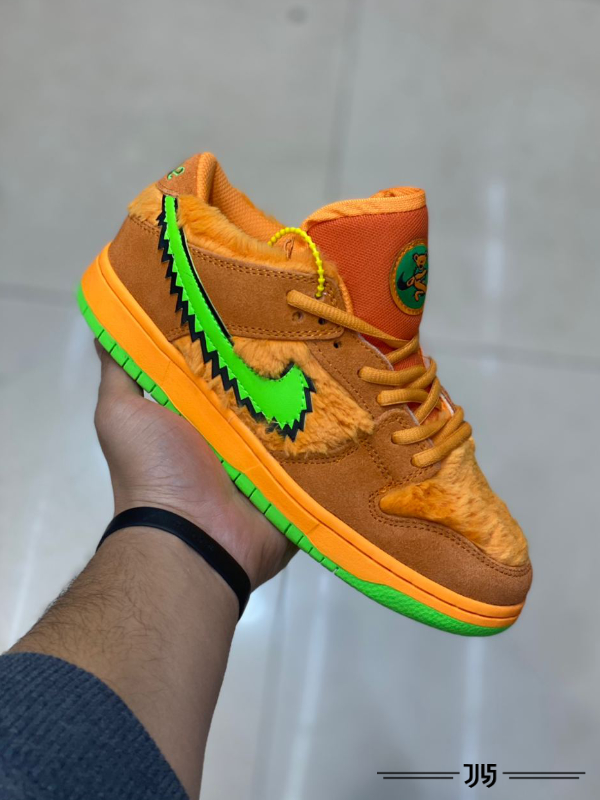کتونی زنانه Nike Dunk Low SP Grateful