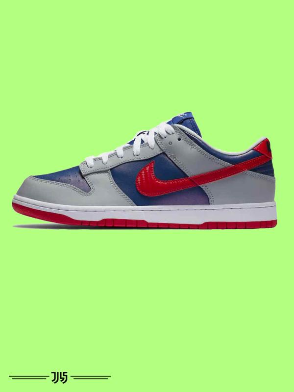 کتونی زنانه Nike Dunk Low Samba