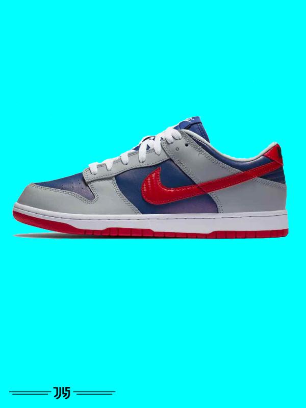 کتونی مردانه Nike Dunk Low Samba