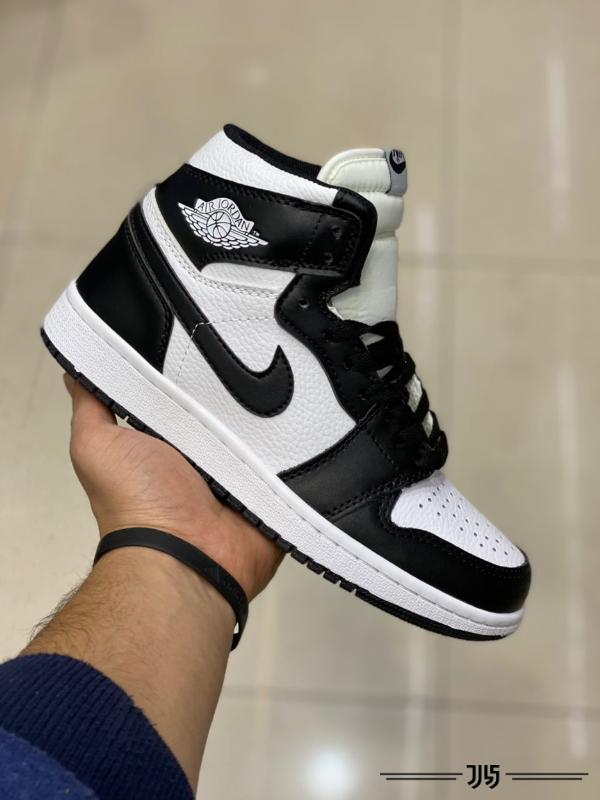 کتونی زنانه Nike Air Jordan 1 Panda
