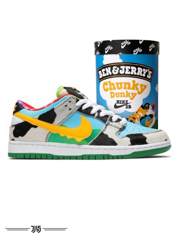 کتونی مردانه Nike SB Dunk Chunky Dunky