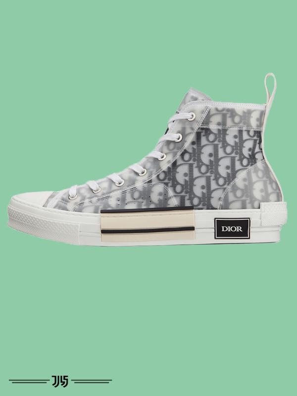 کفش زنانه کانورس دیور Dior B23