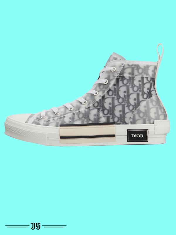 کفش مردانه کانورس دیور Dior B23