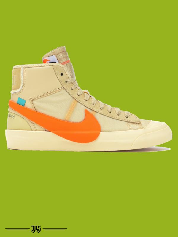 کتونی مردانه Nike Blazer Off White