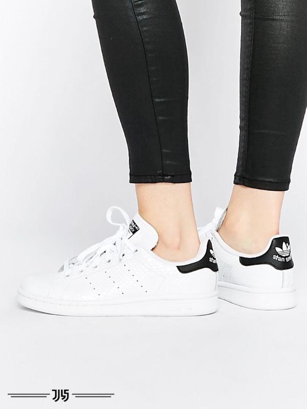 کتونی اسپرت زنانه آدیداس Adidas Stan Smith