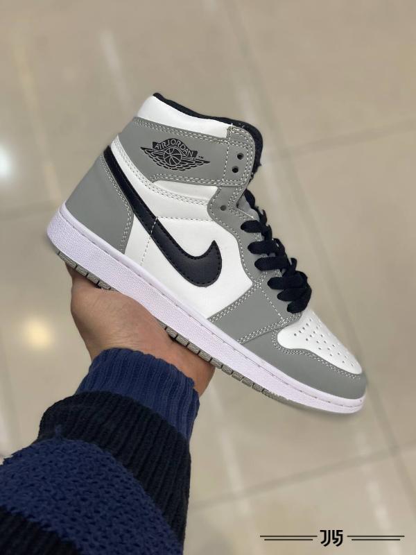 کتونی ساقدار Nike Air Jordan 1