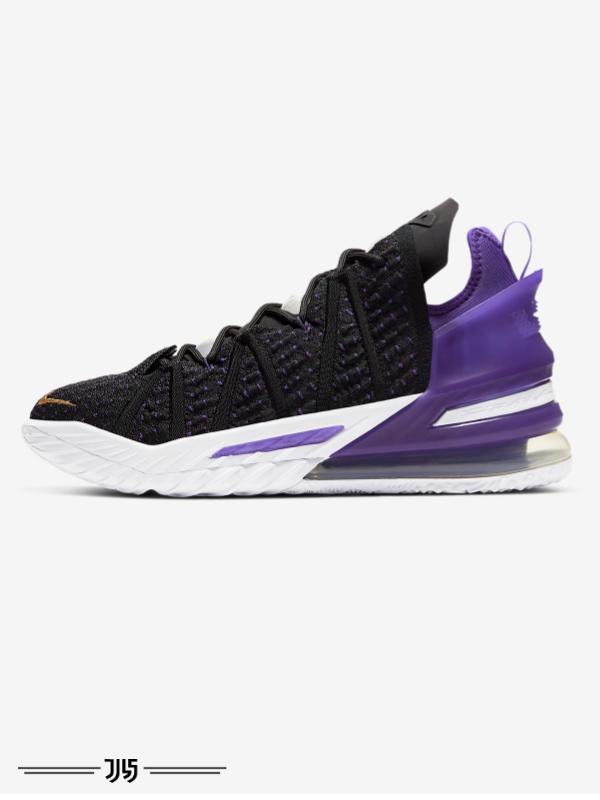 کتونی بسکتبال مردانه نایک Nike Lebron 18